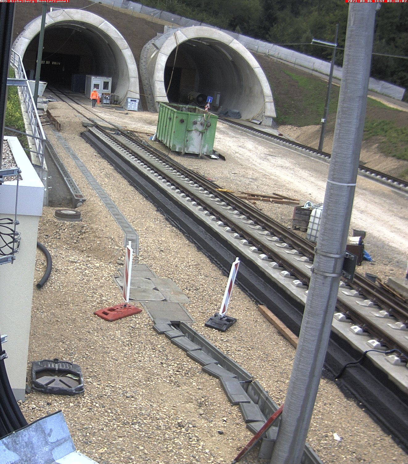 Aichelberg: Boßlertunnel