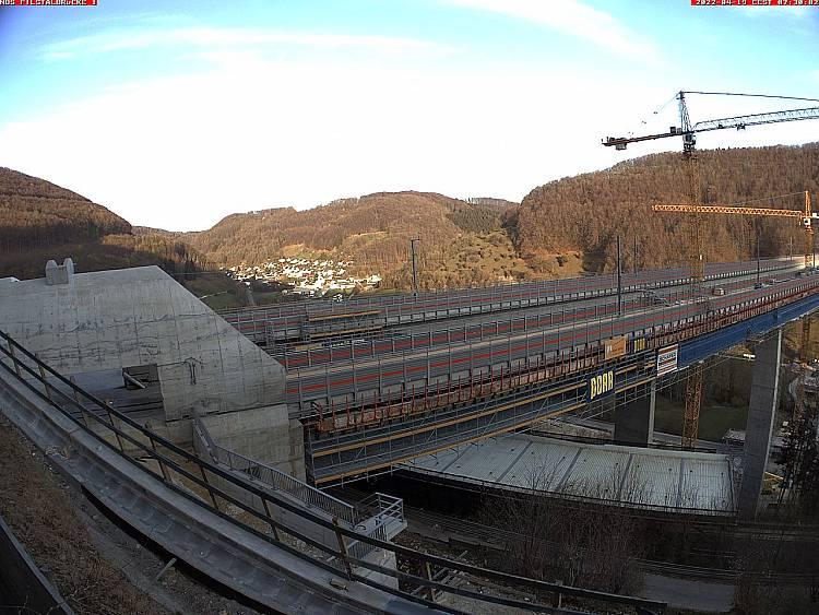 NBS: Filstalbrücke I.