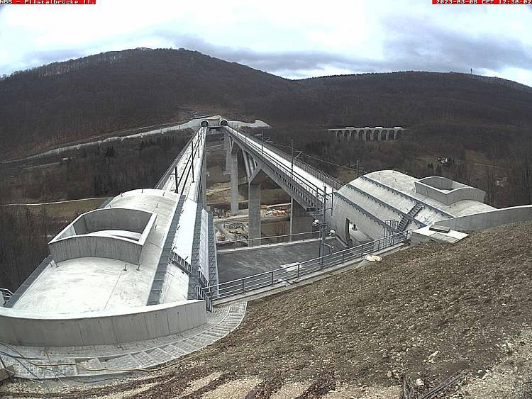 NBS: Filstalbrücke II.